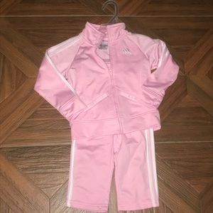 Addidas Baby Girl Set